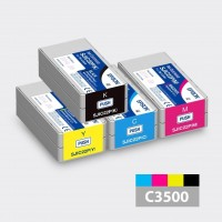 Epson C3500 Pack 4 Cartouches encre
