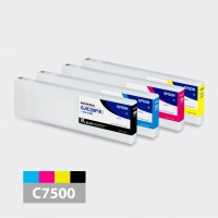 Epson C7500 Pack 4 Cartouches encre